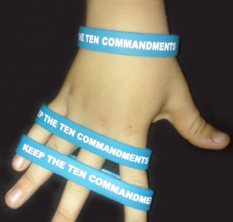Ten C Wrist Bands